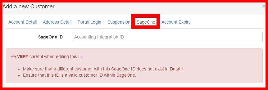 SageOne-ID
