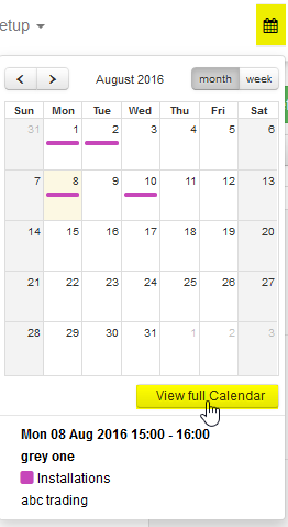 calender-quick-view
