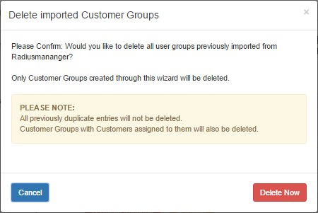 delete-imported-cutomer-groups