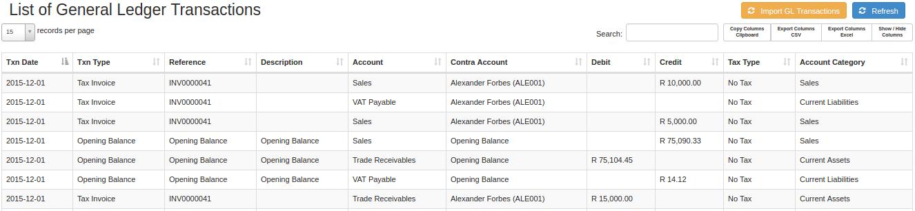 list-gl-transactions